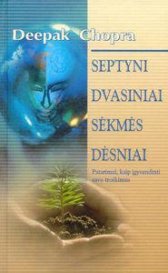 septyni dvasiniai sekmes desniai