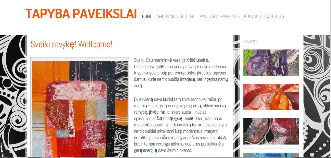 tapyba paveikslai blogo print screen 2