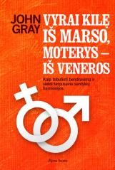 vyrai kile is marso moterys is veneros